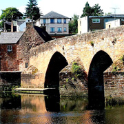 Devorgilla Bridge in Dumfries