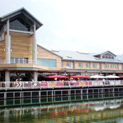 Lakeside Shopping Centre in West Thurrock