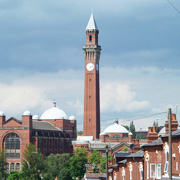 The Clock Tower in the University of Birmingham