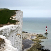 Beachy Head in Eastbourne