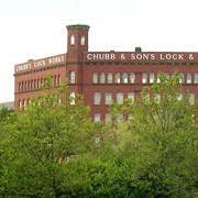 The Chubb Building in Wolverhampton