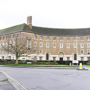 County Hall in Taunton