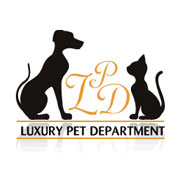 Luxury Pet Department Logo