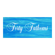 Forty Fathoms Logo