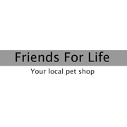 Friends For Life Pet Store Logo