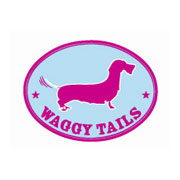 The Waggy Tails Store Logo