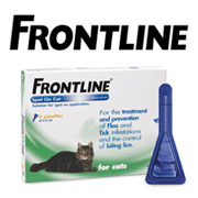 frontline flea treatments frontline for dogs and. Black Bedroom Furniture Sets. Home Design Ideas